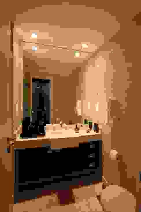 Banheiro do Filho Arquinovação - Projetos e Obras Banheiros modernos