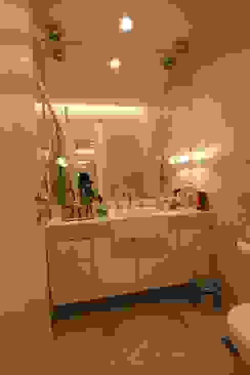 Banheiro da Filha Arquinovação - Projetos e Obras Banheiros modernos