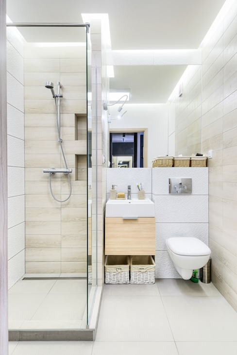 Baños de estilo  por Partner Design,