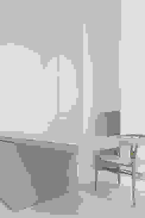 Office :  Studeerkamer/kantoor door Jen Alkema architect