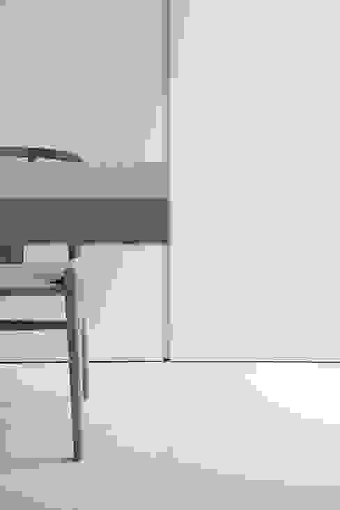 Detail:  Studeerkamer/kantoor door Jen Alkema architect