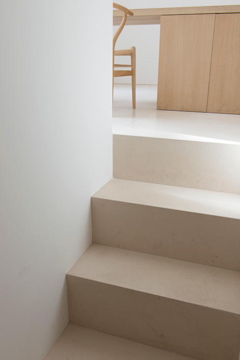 Staircase :  Gang, hal & trappenhuis door Jen Alkema architect
