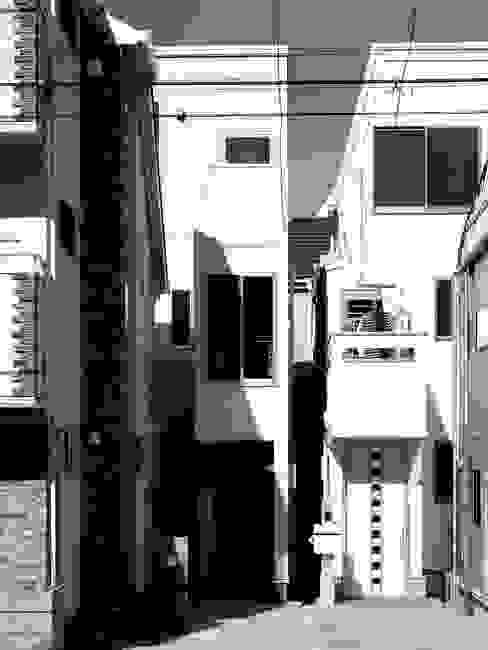 深沢の家 小形徹*小形祐美子 プラス プロスペクトコッテージ 一級建築士事務所 モダンな 家