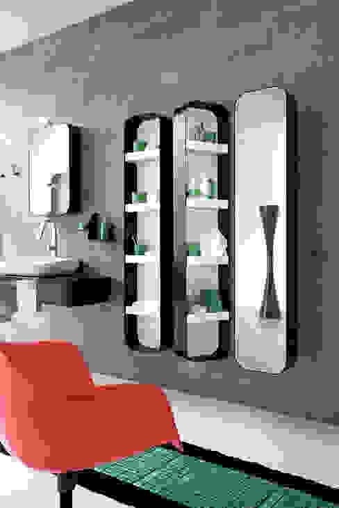 حديث  تنفيذ Магазин сантехники Aqua24.ru, حداثي زجاج