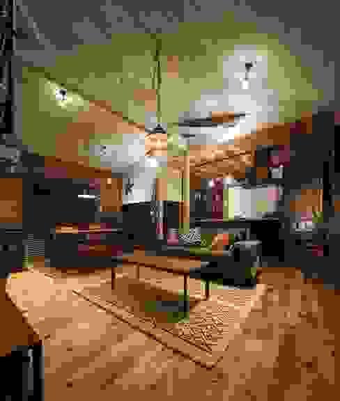 Salon industriel par dwarf Industriel