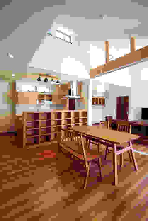 WW モダンな キッチン の Ju Design 建築設計室 モダン