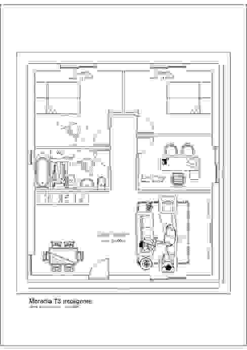 Planta T3 Inteligente 57990€ 102m2:   por VanguardOption Lda,