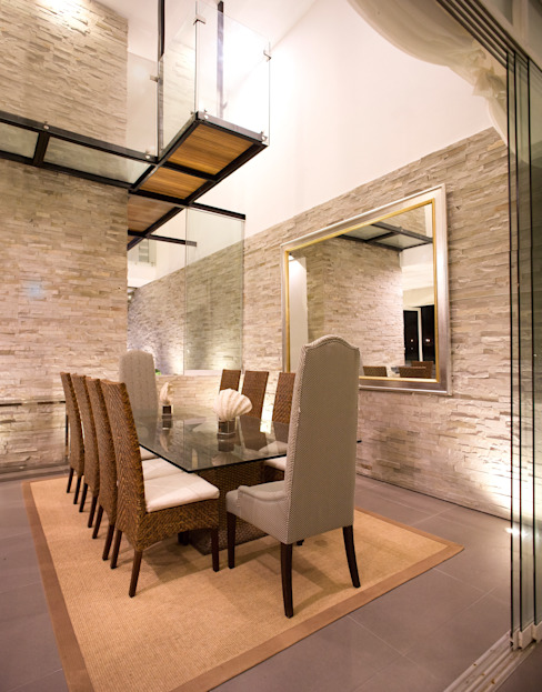 Chetecortés Modern Dining Room