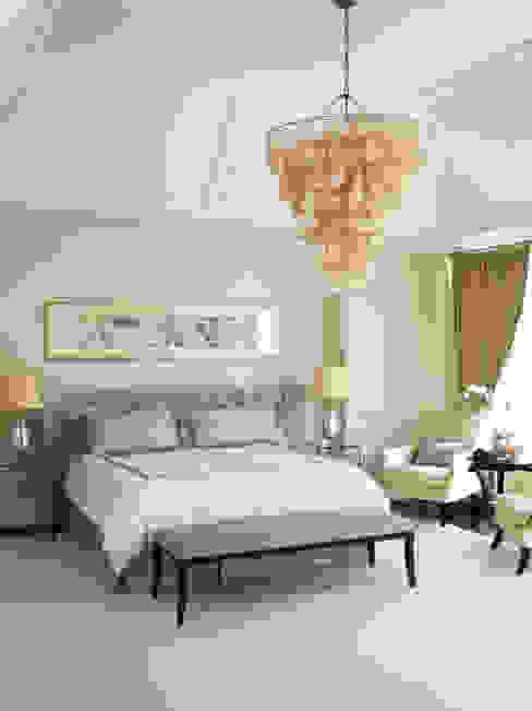 Bedroom Classic style bedroom by Douglas Design Studio Classic