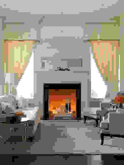 Salas de estar  por Douglas Design Studio,