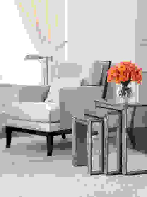 Living Room Detail by Douglas Design Studio Classic
