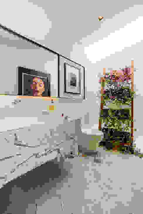 BAÑO DMS Arquitectas Baños modernos