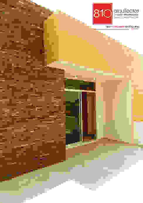 Casa Habitación. de León Martínez Casas modernas de 810 Arquitectos Moderno