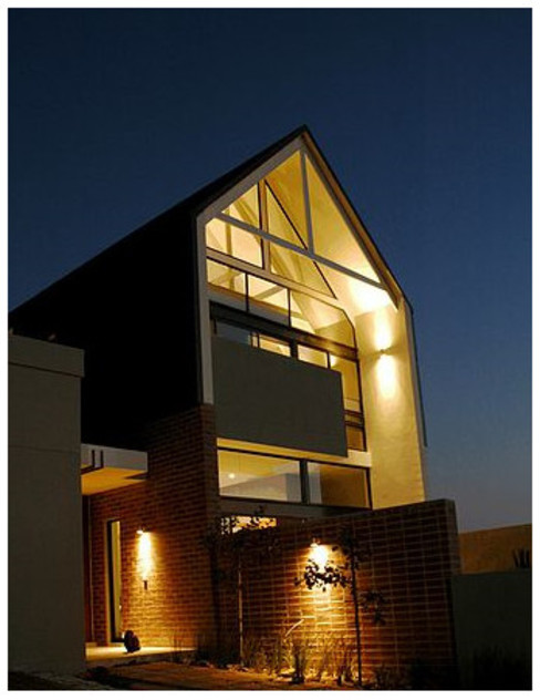 Waterfall estate - Johannesburg:  Houses by Graftink Interior and Architectural Design Studio , Country