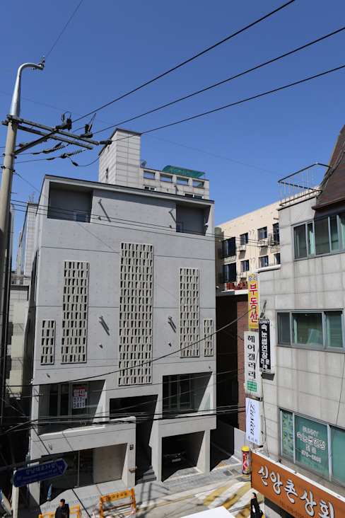 양재동 8-73 (2017) 수목피엠 모던스타일 주택