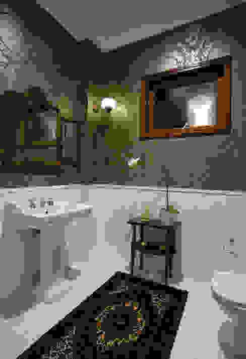 Classic style bathroom by SET Arquitetura e Construções Classic