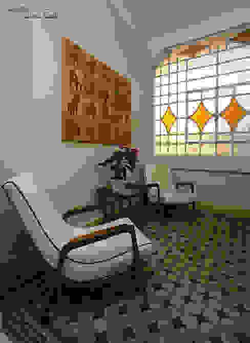 SET Arquitetura e Construções Salones de estilo clásico