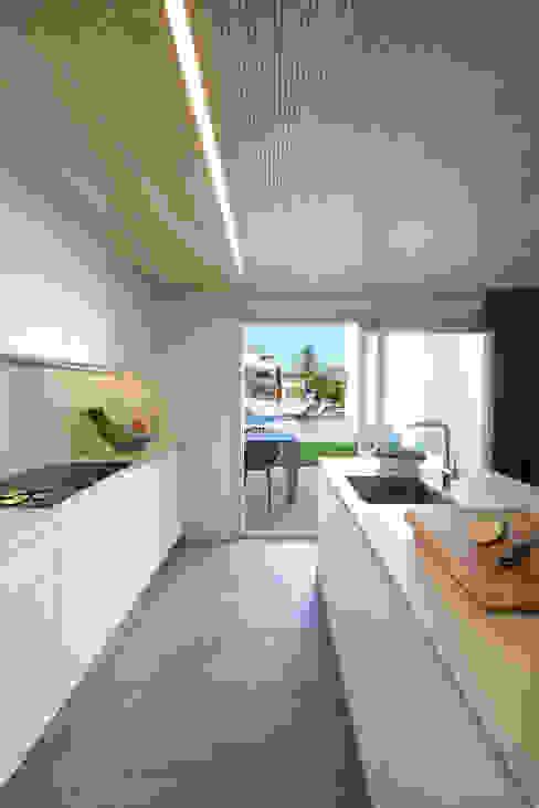 Cocinas de estilo  por HD Arquitectura d'interiors,