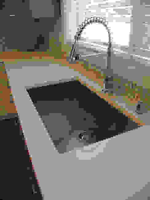New Coastal Kitchen Modern Kitchen by Kitchen Krafter Design/Remodel Showroom Modern