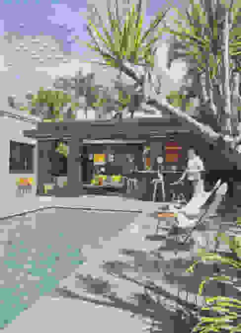 House Morningside by Ferguson Architects Modern