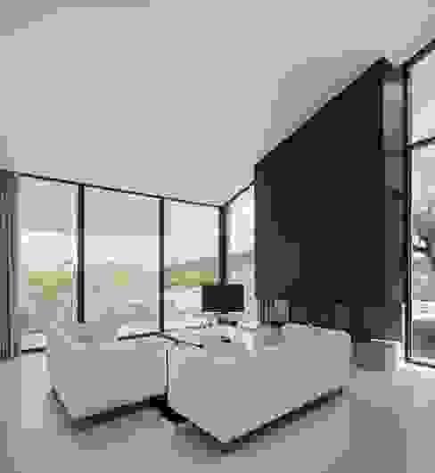 CONTAMINAR Minimalist living room