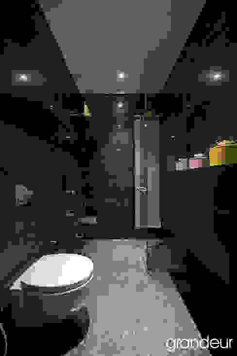 Villas Modern bathroom by Grandeur Interiors Modern