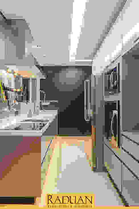 Cozinha Cozinhas modernas por Raduan Arquitetura e Interiores Moderno