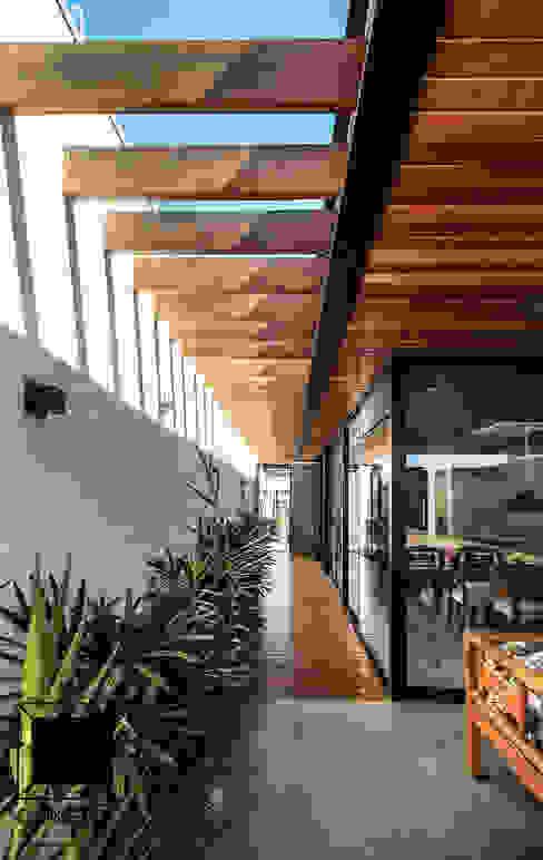 Cornetta Arquitetura Jardines modernos