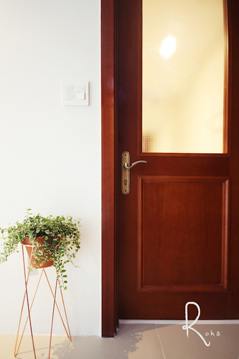 Classic windows & doors by 로하디자인 Classic