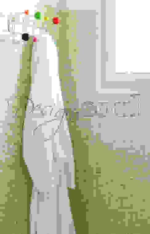 RELOOKING Arredamento BAGNO Appartamento MARE Design of SOUL Interior DESIGN Bagno eclettico