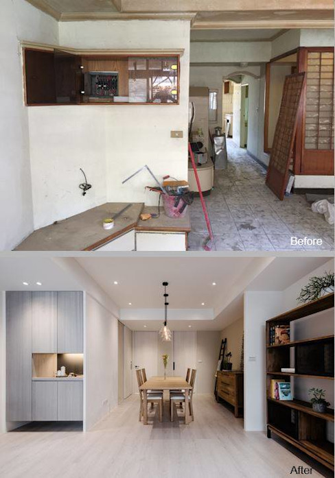 eclectic  by 隹設計 ZHUI Design Studio, Eclectic