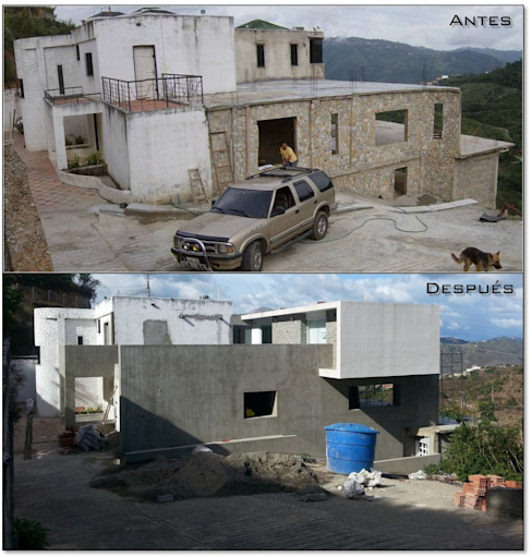 Antes y Despues:  de estilo  por MARATEA Estudio