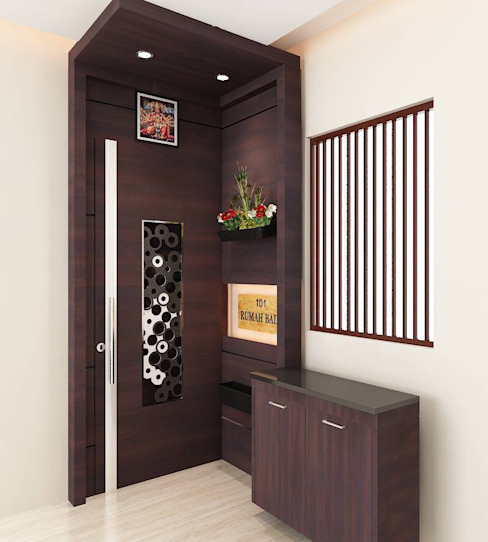 A Stylish 2bhk Thane Flat Designed In 8 Lakh Rupees Homify