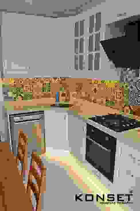 Konset Mobilya Tasarım KitchenCabinets & shelves