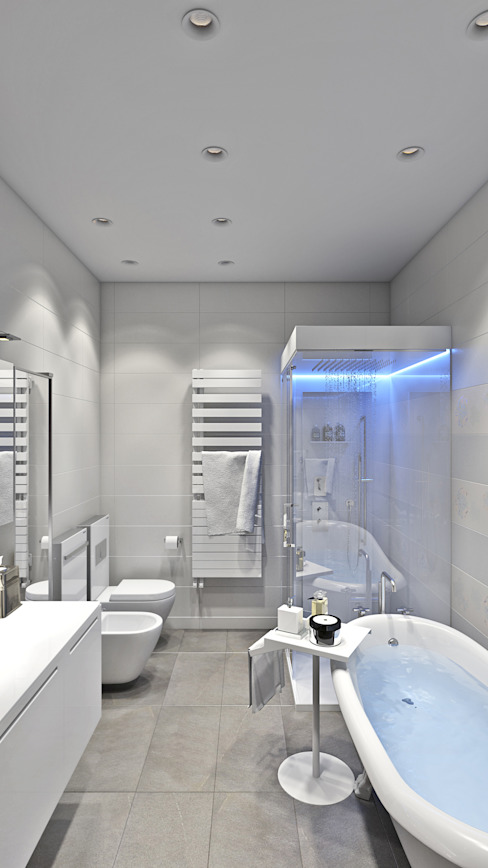 Bathroom by Hampstead Design Hub, Modern