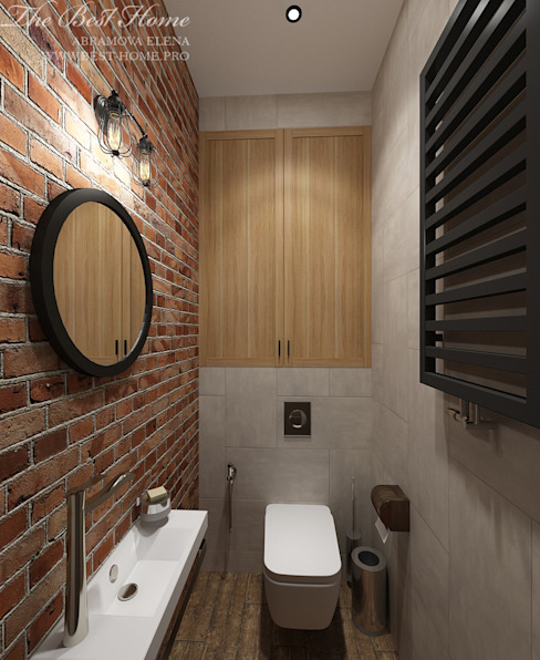 Bathroom by Best Home, Industrial