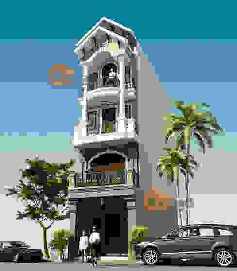 Nha ong kieu phap 5 tang bởi Công ty cổ phần XD & TM KIẾN TẠO VIỆT