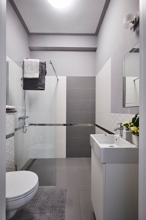 Badezimmer von Mhomestudio