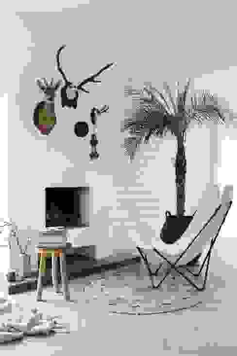 ESTAhome.nl Walls & flooringWallpaper Turquoise