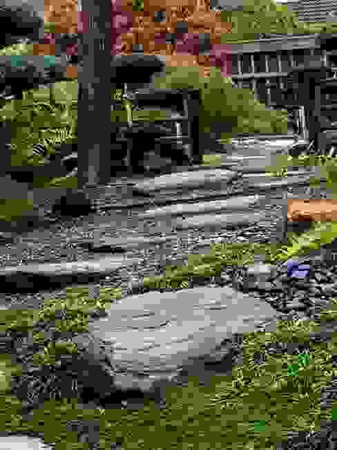 Jardines zen de estilo  por Esprit Zen, Asiático