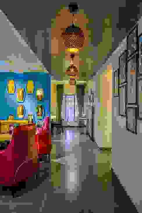 Residential-Chintubhai: modern  by J9 Associates,Modern Leather Grey
