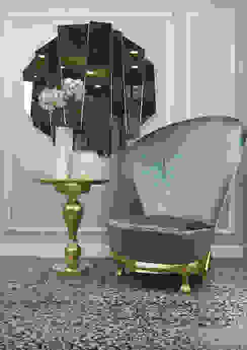 Mobiliário Marca Exuberante por Glim - Design de Interiores Clássico