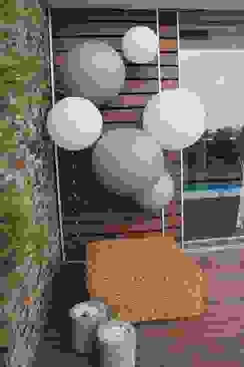 pormenores exterior por Openlife - Decoração de Interiores Moderno