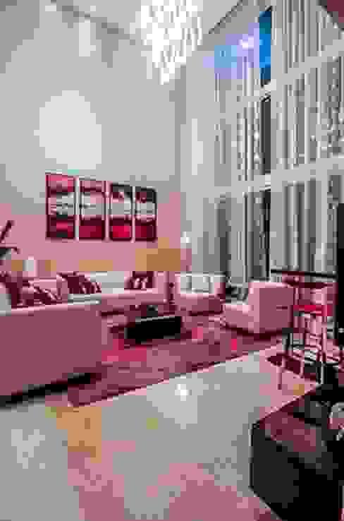 Home projects Minimalist living room by Zeba India Pvt. Ltd. Minimalist