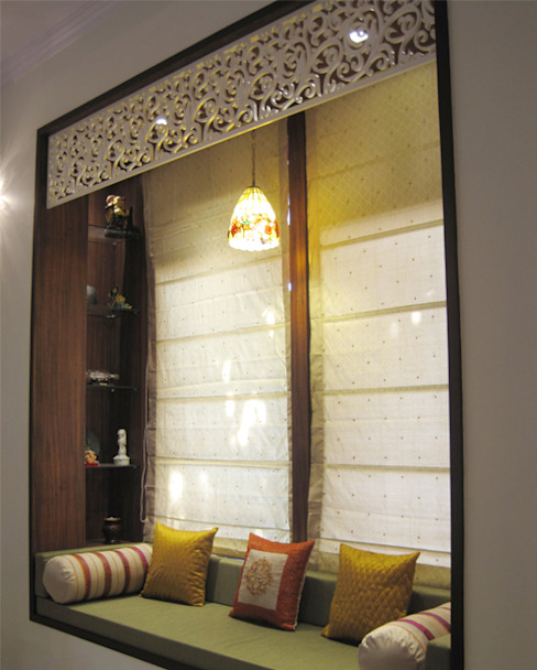 Home projects Modern living room by Zeba India Pvt. Ltd. Modern
