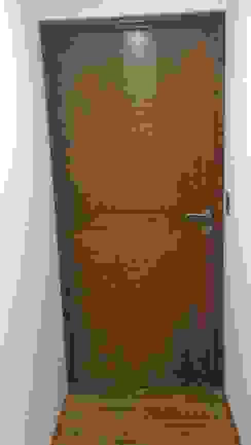 Modern windows & doors by homify Modern Wood Wood effect