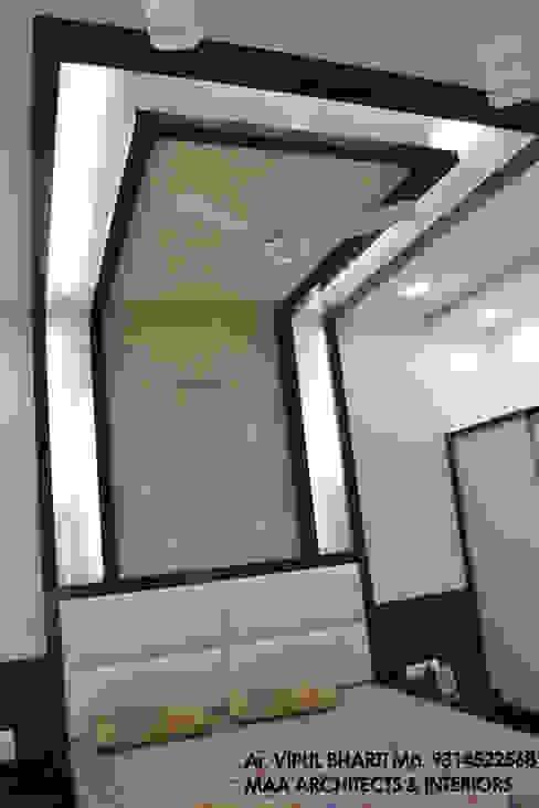 Prem Chelani ji Modern style bedroom by MAA ARCHITECTS & INTERIOR DESIGNERS Modern
