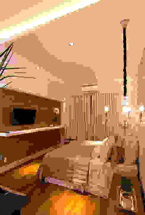 Bedroom by Pavesi Arquitetura