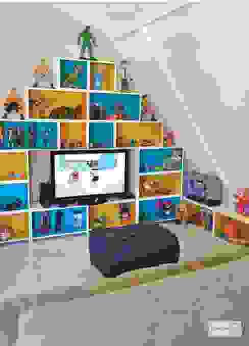 Studio Prima Arq & Design Modern nursery/kids room