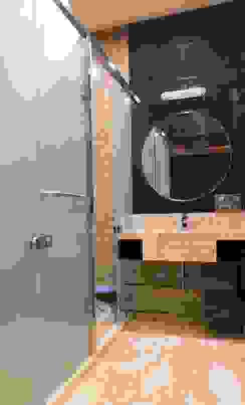Singh Bunglow - Kalyan Modern bathroom by Aesthetica Modern